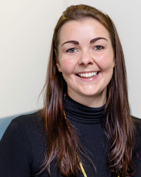 JC Solicitors Lucy Allen, Client care manager